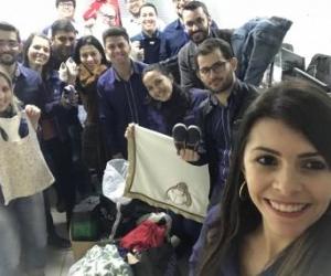 CAMPANHA DO AGASALHO - UNIDADE MARINGÁ